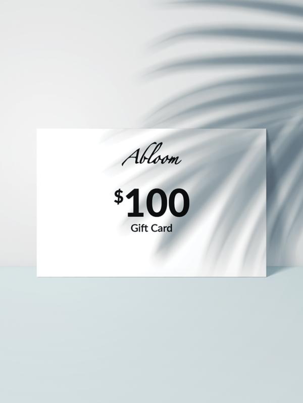 Abloom Med Spa Gift Card