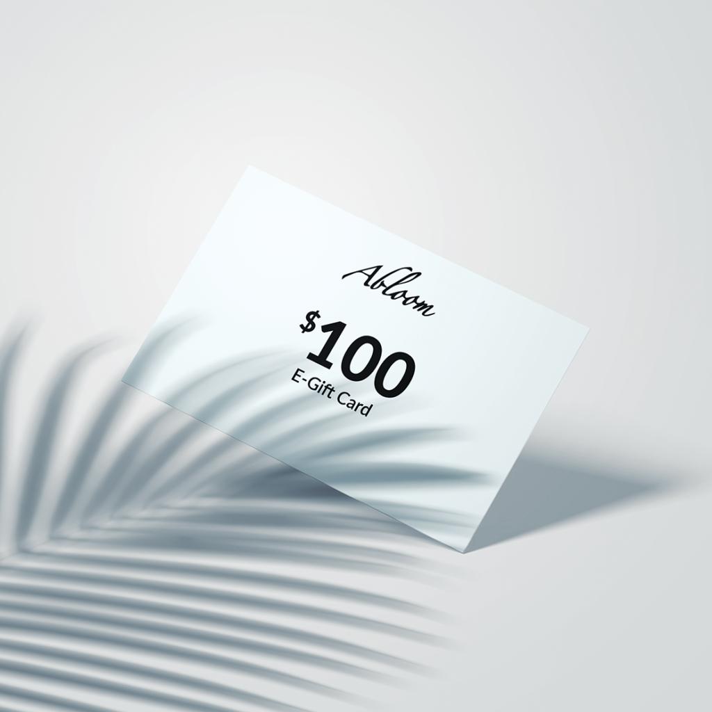 Abloom Med Spa E-Gift Card