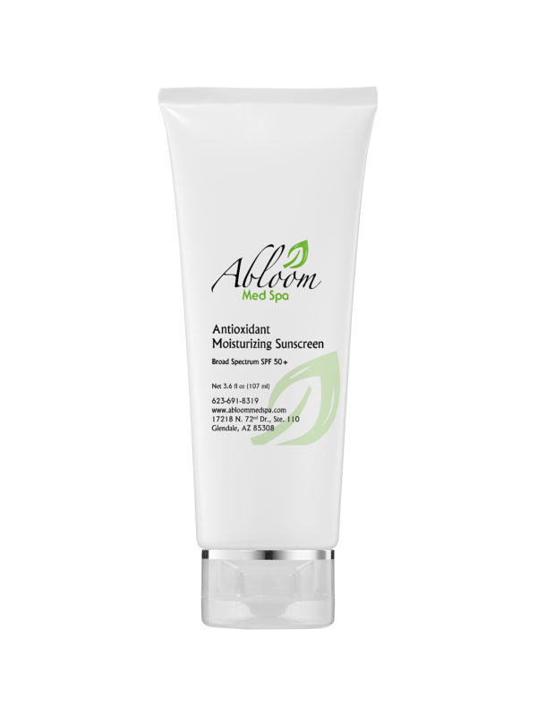 Antioxidant Moisturizing Sunscreen